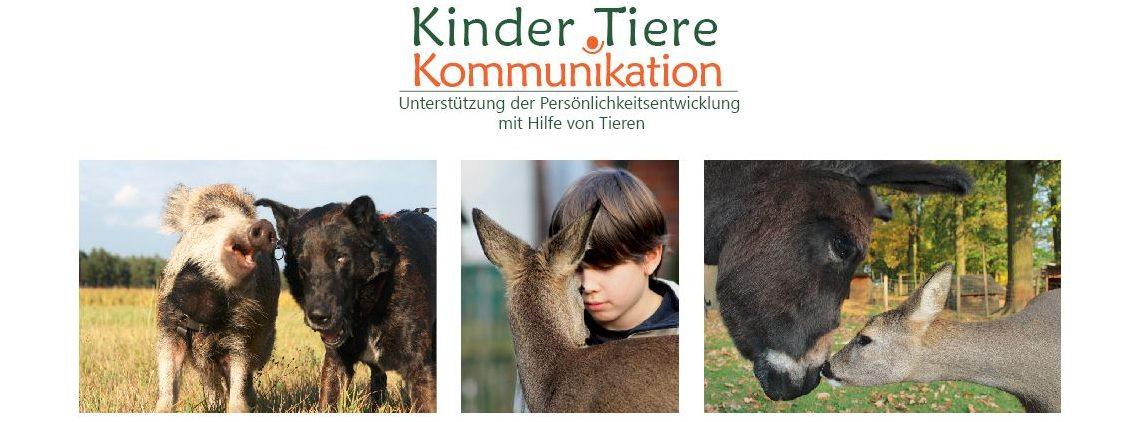 Kinder – Tiere – Kommunikation